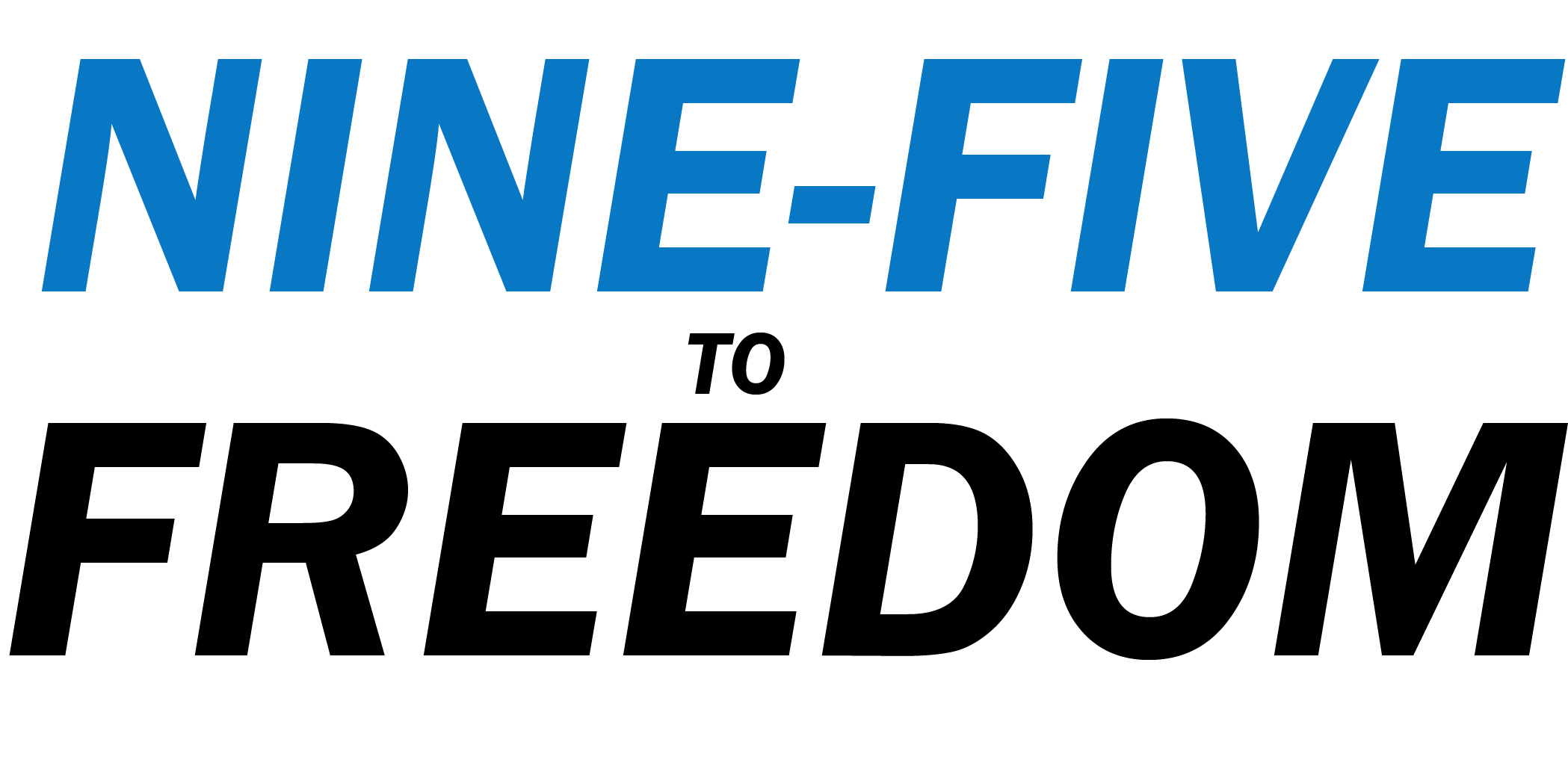 Nine-Five to Freedom Logo