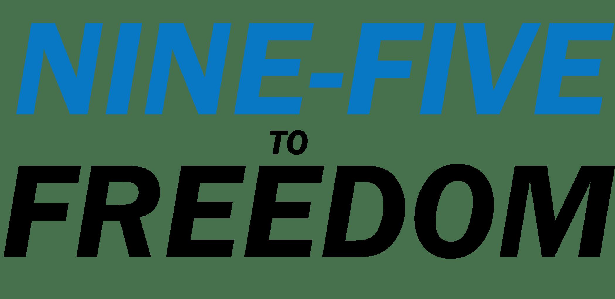 Nine-Five to Freedom Logo