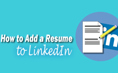 How to Add a Resume to LinkedIn in 2020