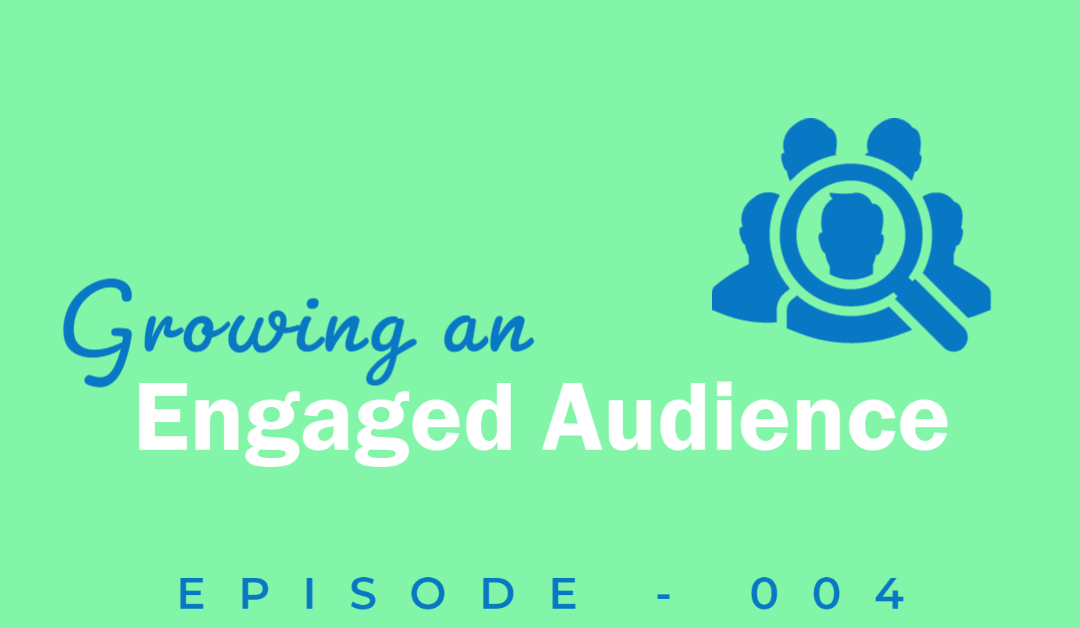 Episode 4: Growing an Audience for Your Online Business