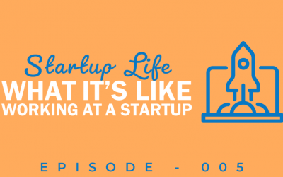 Episode 5: Working for a Startup, Selling, and Being Human
