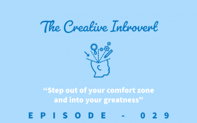 Episode 29: The Creative Introvert: Being an Introverted Entrepreneur