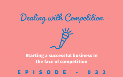 Episode 32: Achieving Startup Success in a Competitive Podcasting Niche