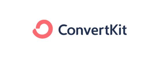 ConvertKit Logo with plain white background