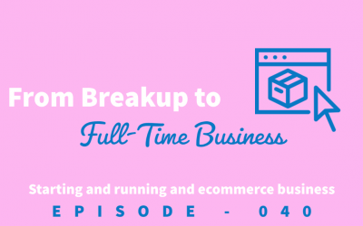 "Episode 40: Turning a ""Sticky Note"" Breakup into a Full-Time Business [Rachel Khona]"