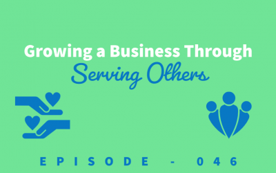 Episode 46: How Serving Others, Word of Mouth, and Podcasting Can Help You Grow Your Business [Joel Ward]