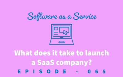 Episode 65: Software as a Service: From Minimum Viable Product to Minimum Sellable Product [Jeroen Corthout]